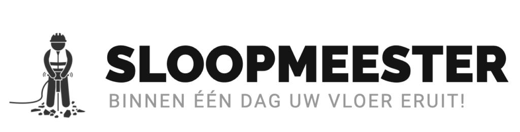 De sloopmeester - logo